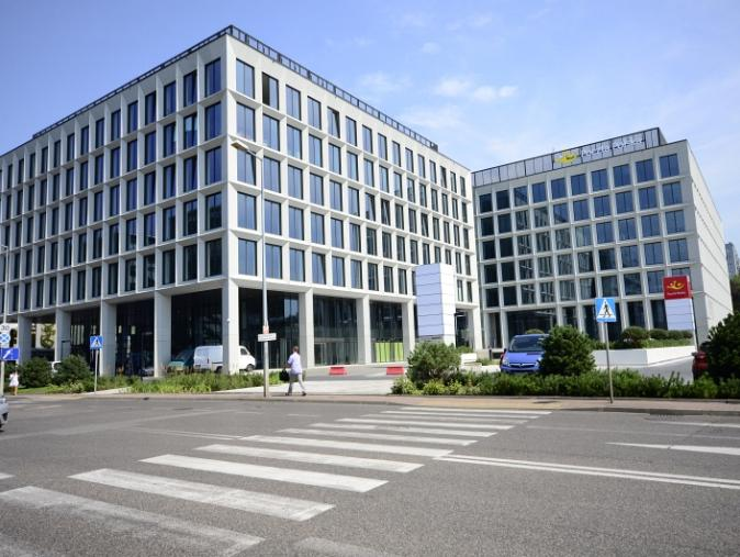 Domaniewska Office Hub - Rodziny Hiszpańskich 8, Warszawa